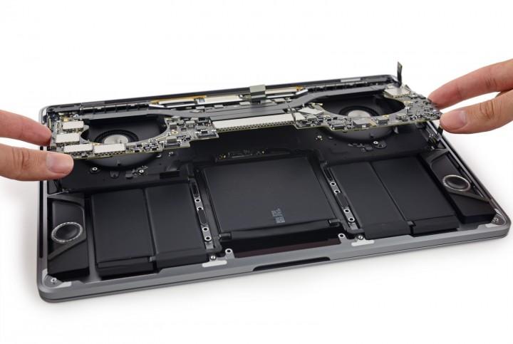 MacBook Pro baterias