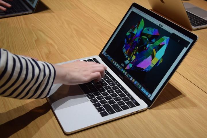 macOS MacBook Pro