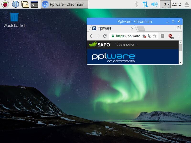 PIXEL: O SO para Raspberry PI está disponível para PC e Mac