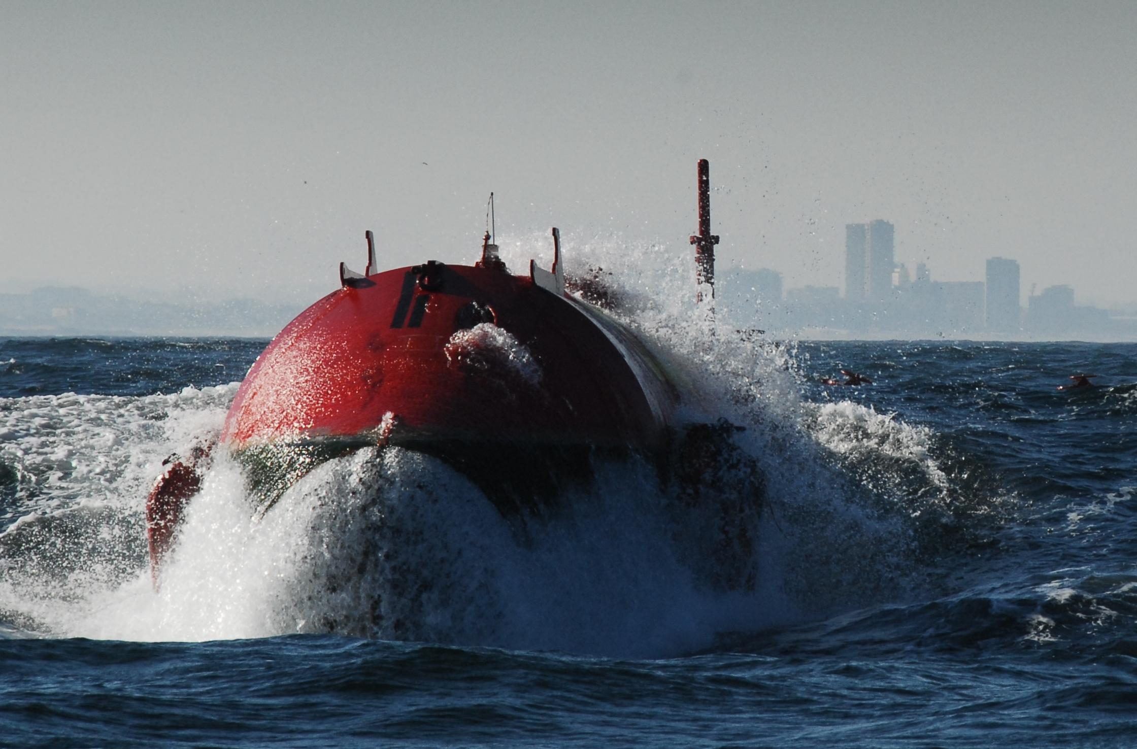 2bbd1b2e975 Espanha  Turbina inovadora gera energia barata com ondas do mar ...