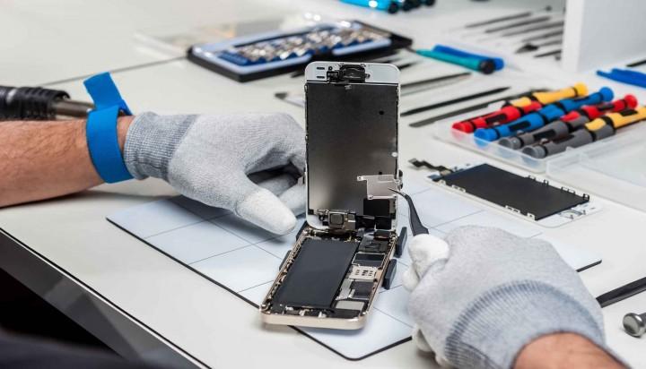 reparar smartphones