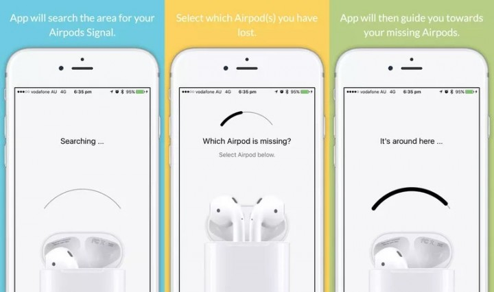 AirPods app