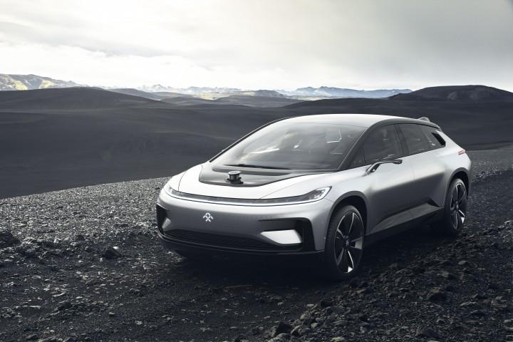 Faraday Future - Rival da Tesla que tem autonomia para 600 Km