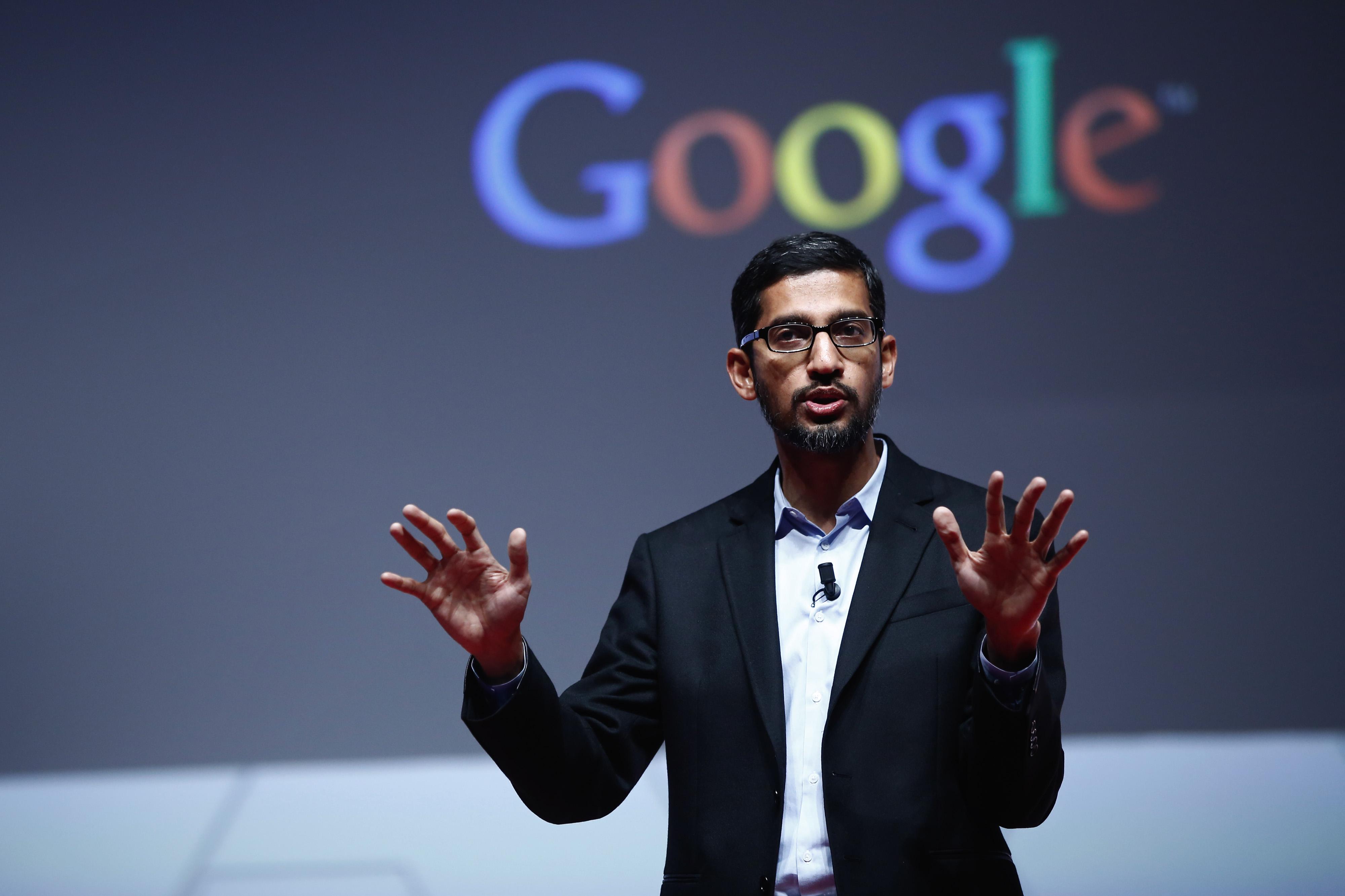 Funcionários do Google fazem 'mini-greve' contra ordem de Trump
