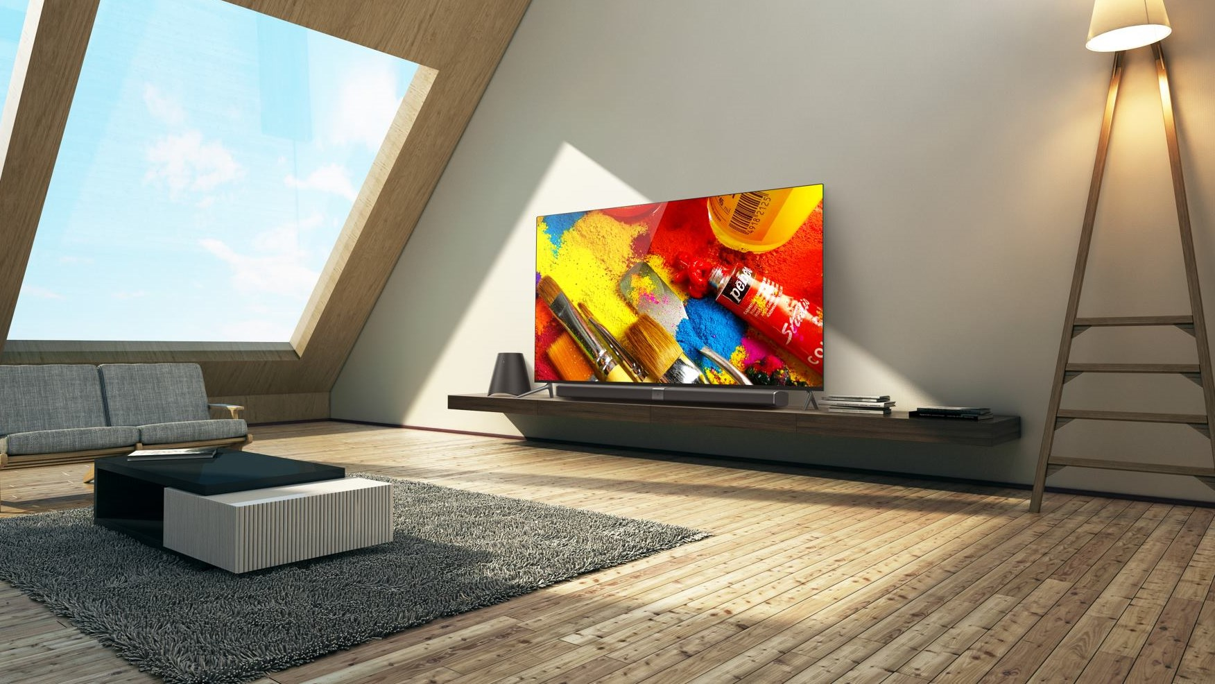 A nova Xiaomi Mi TV 4 foi ontem apresentada por Hugo Barra num evento  integrado na CES 2017. Esta nova televisão inteligente, sucessora da Mi TV  3, ... aecfd06c30