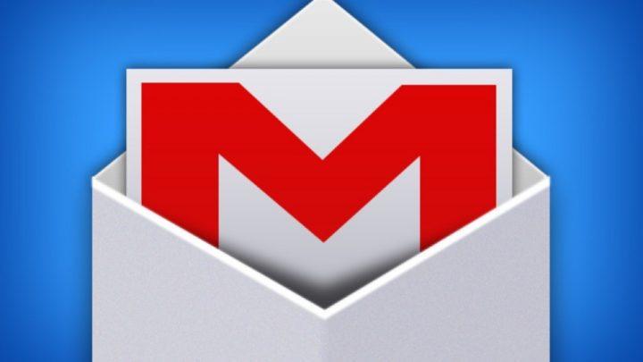 Gmail barrar javascript