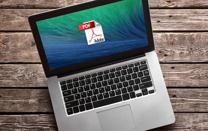 macOS PDF