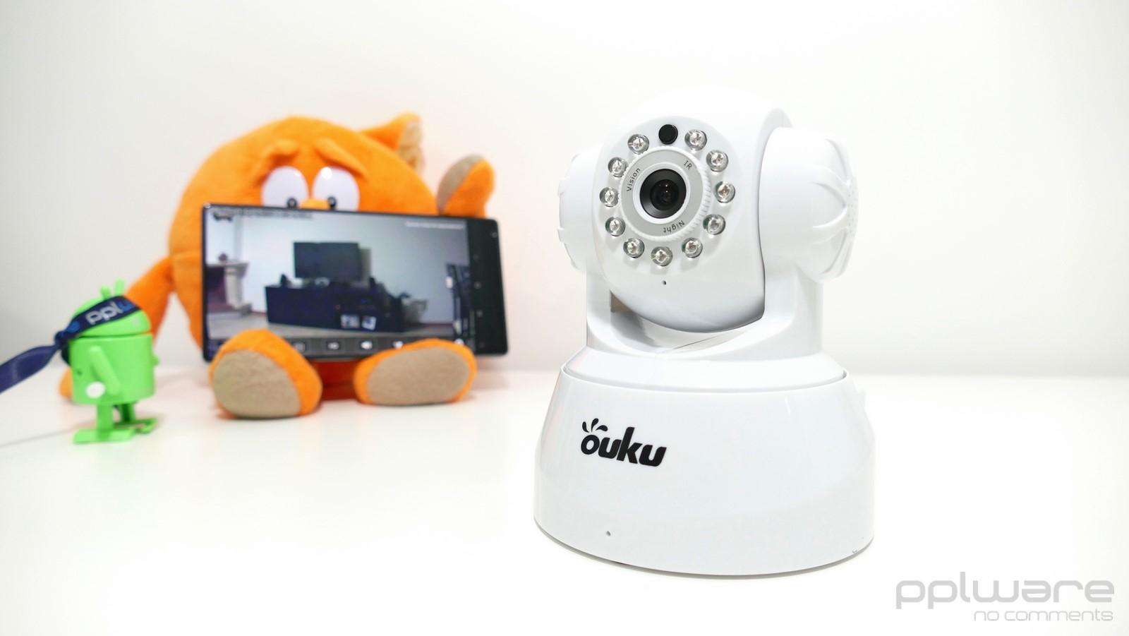 An lise c mara de vigil ncia ip ouku 720p pplware - Camaras de vigilancia ip ...