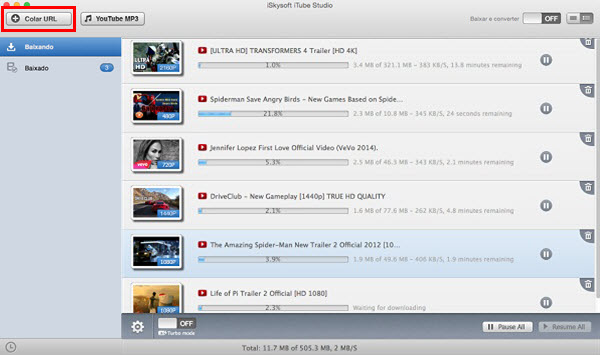 Save YouTube Videos with Third-Party Apps