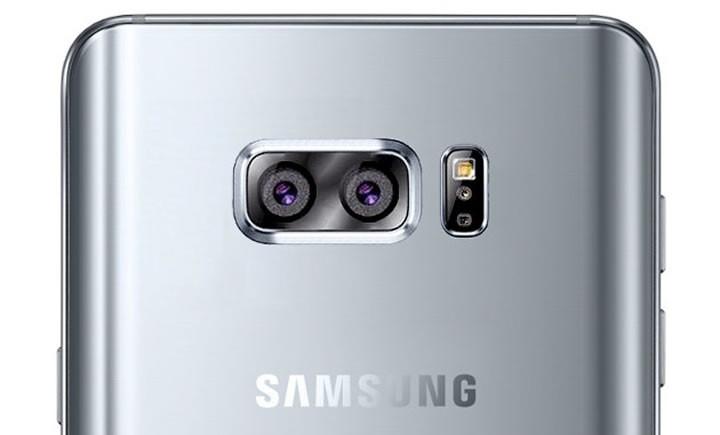 Samsung câmara dupla
