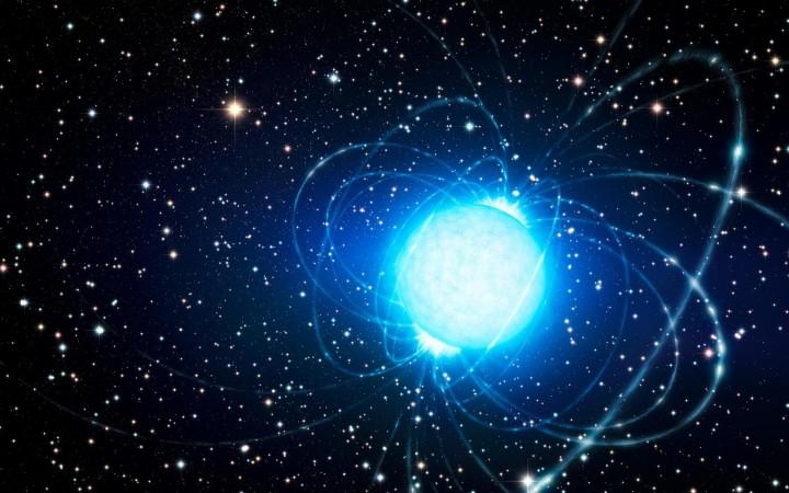 Descoberta a fonte de misteriosas ondas de rádio no espaço