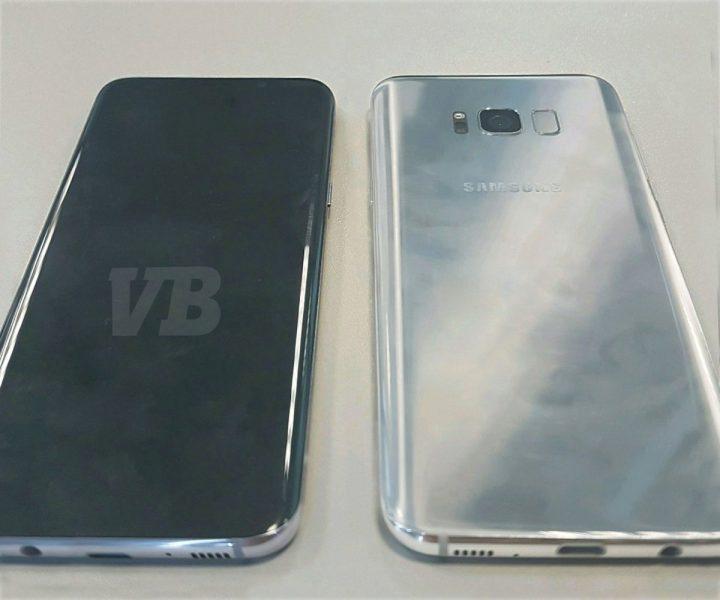 Galaxy S8: Revelada foto e especificações pelo evleaks
