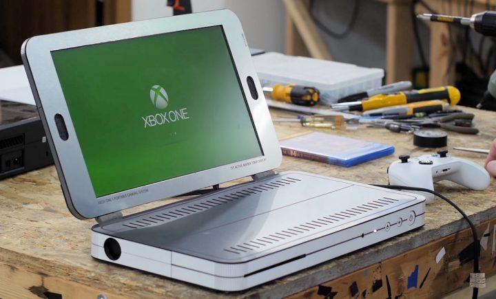 Xbox One S portátil