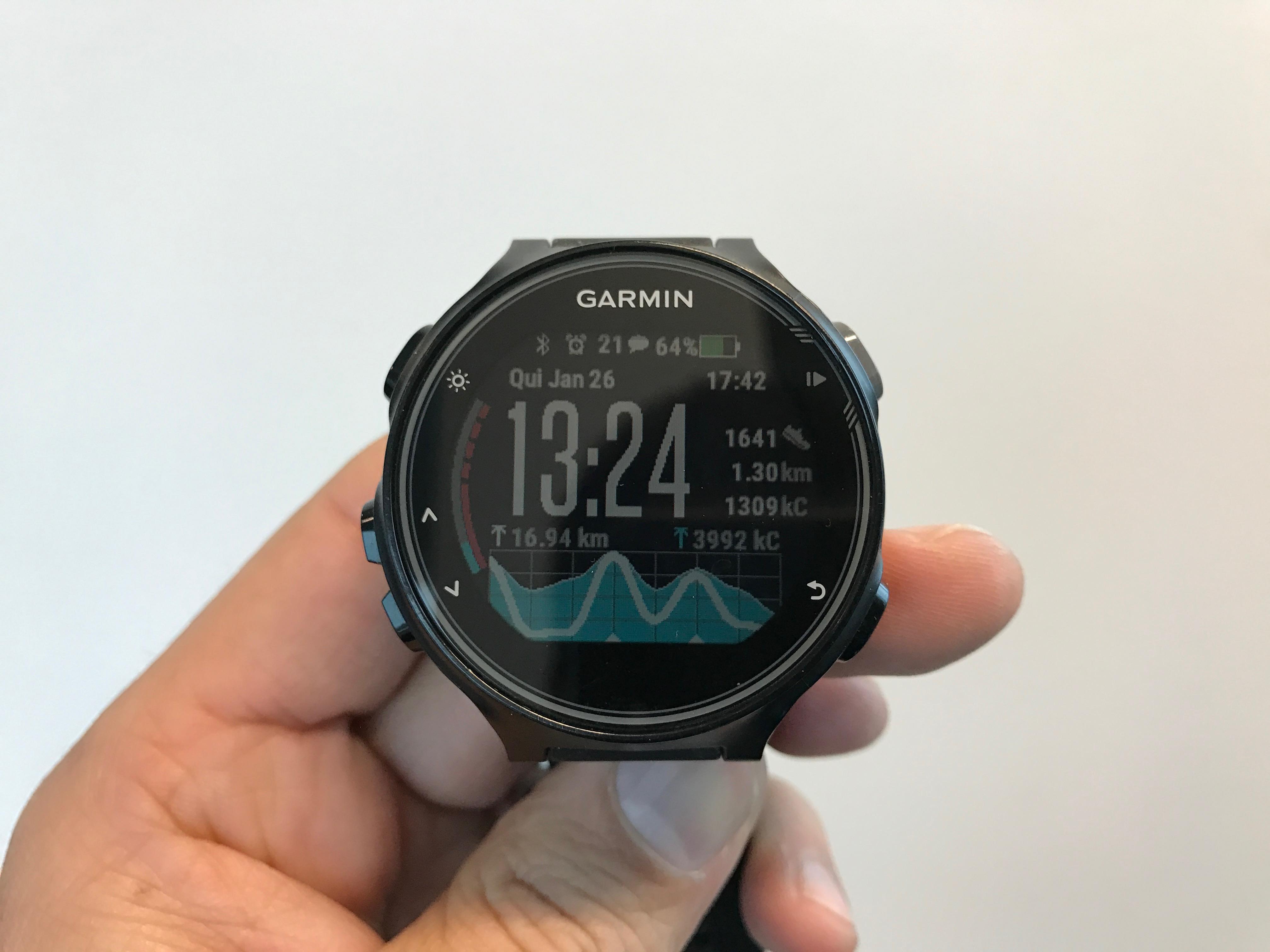 c53823f37c8 A análise deste relógio consistiu em seis parâmetros