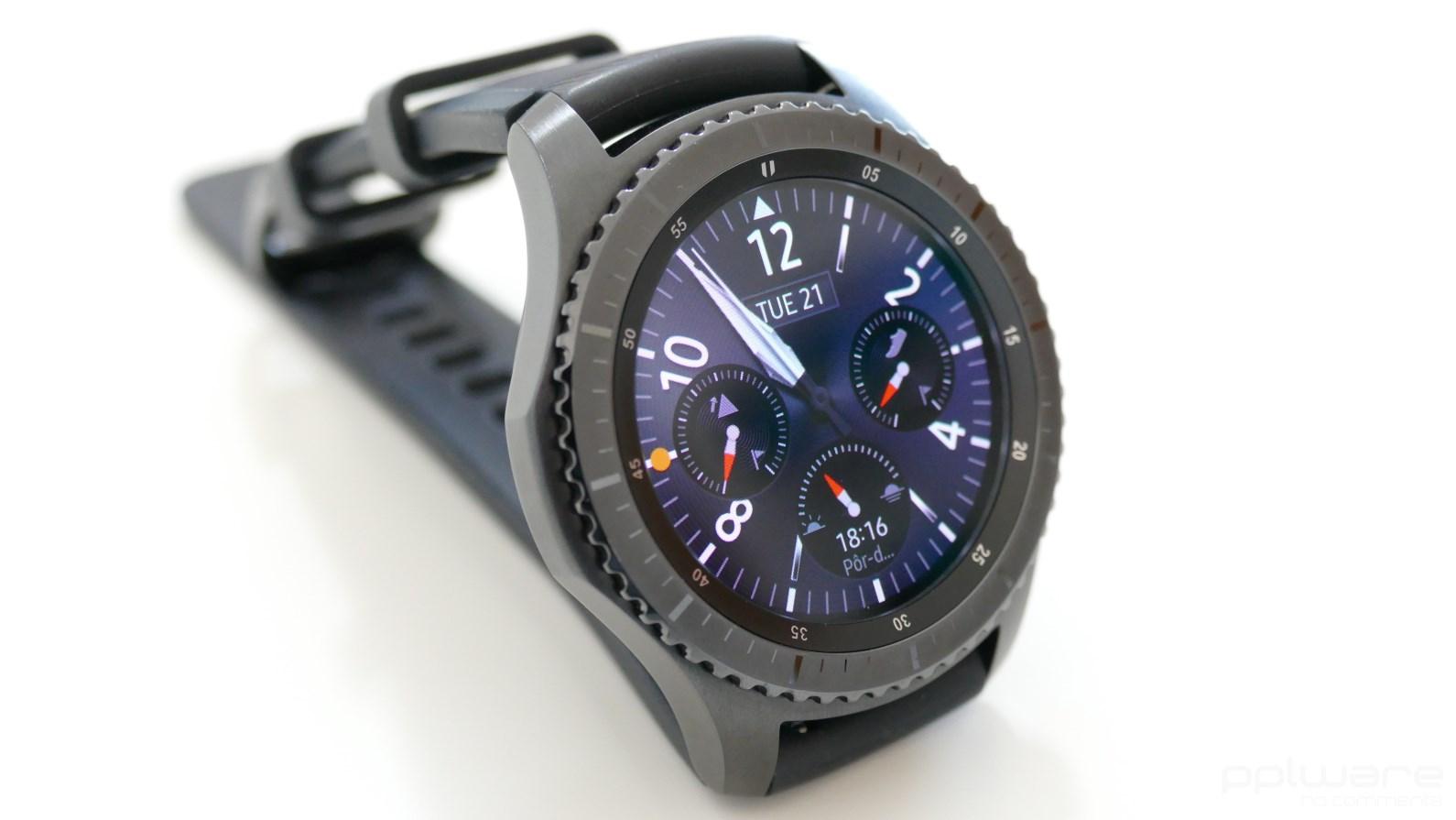d2b8986d741 Análise ao smartwatch Samsung Gear S3 Frontier - Pplware