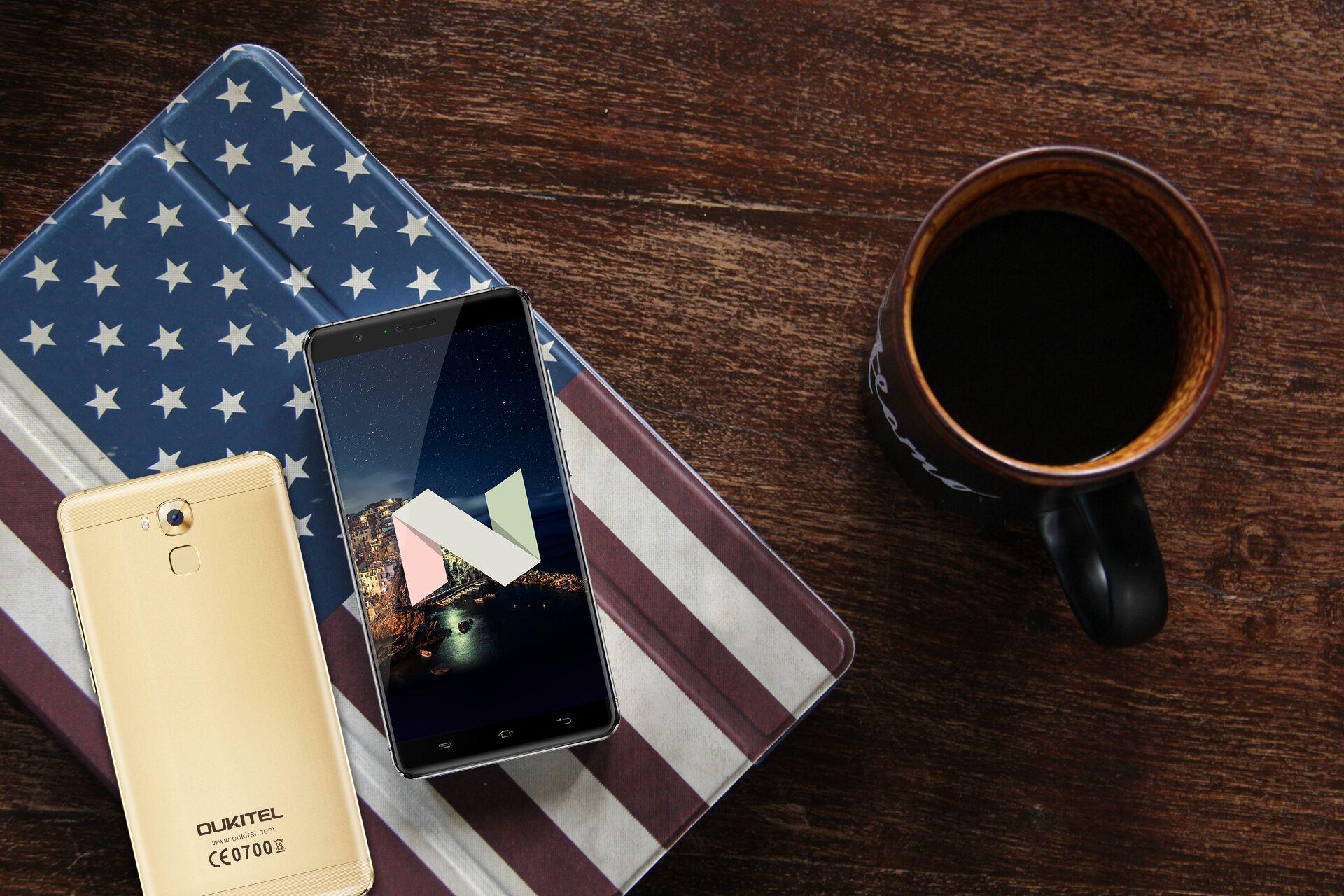 Oukitel U16 Max: o Android Nougat começa finalmente a chegar