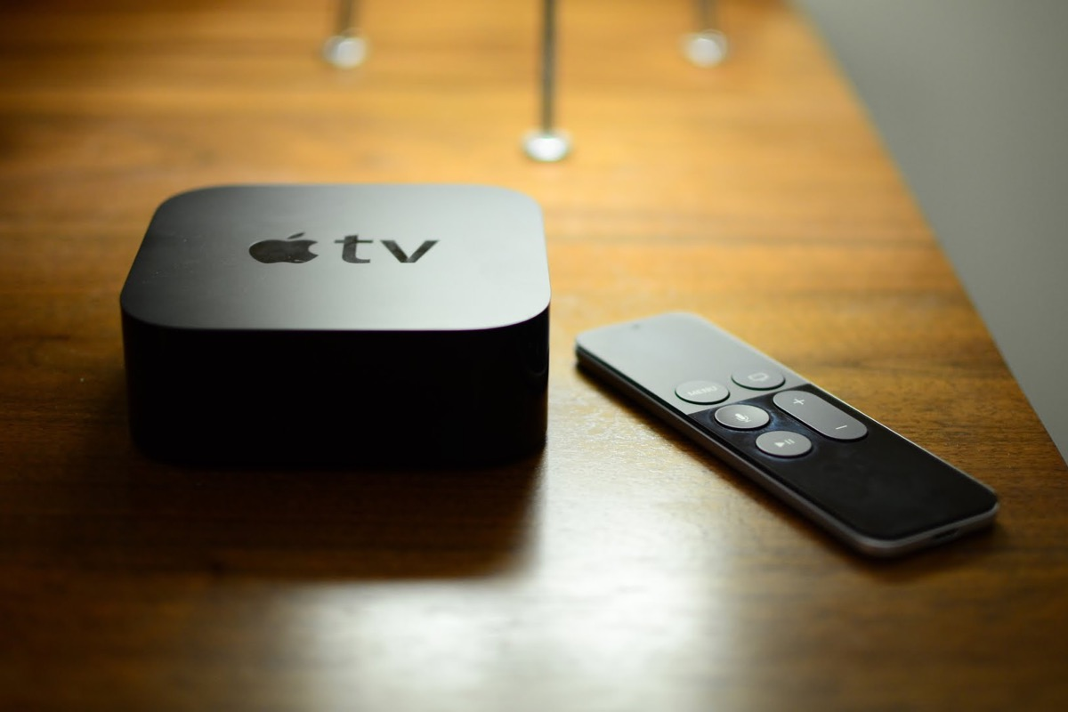how to put on apple tv