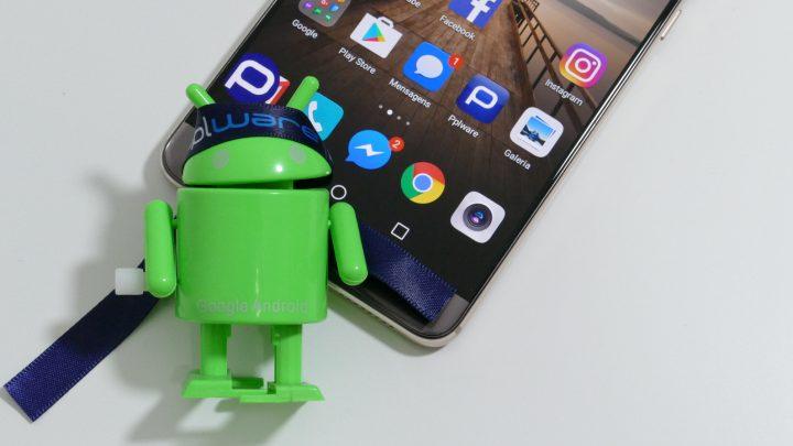 Android conta convidados