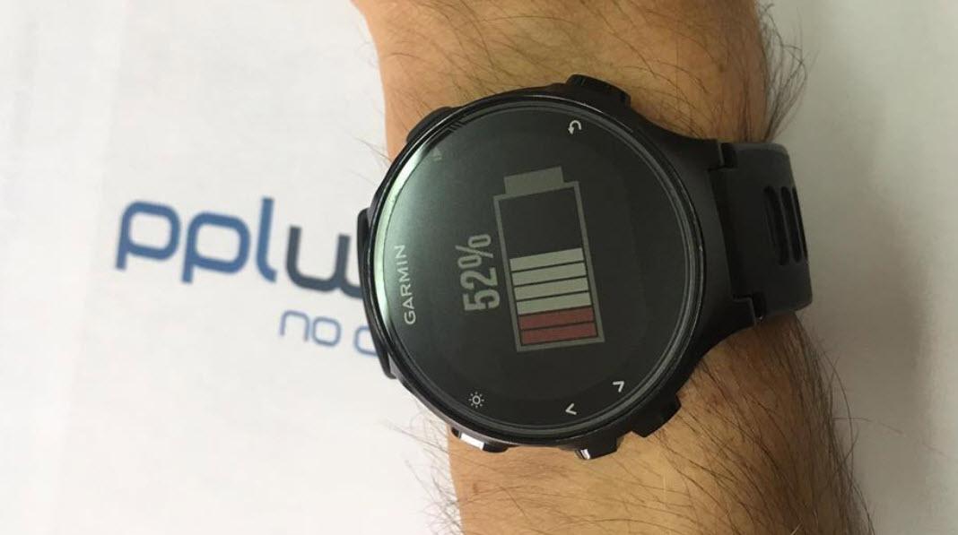 f7988f79bf8 Análise  Relógio Garmin Forerunner 735XT