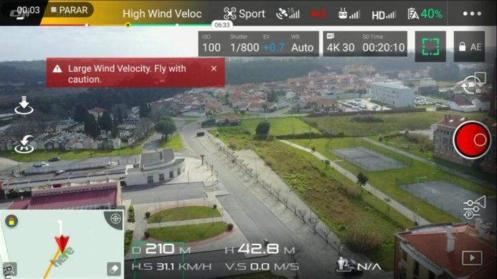 DJI mavic pro app