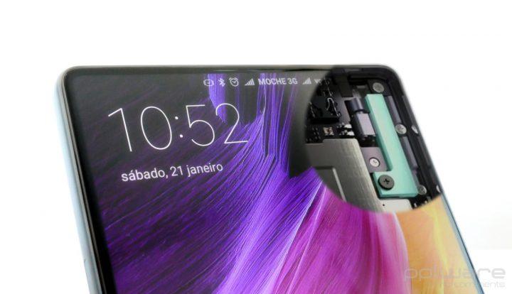 LG G8 virá sem altifalante para chamada, inspirado no Xiaomi Mi Mix