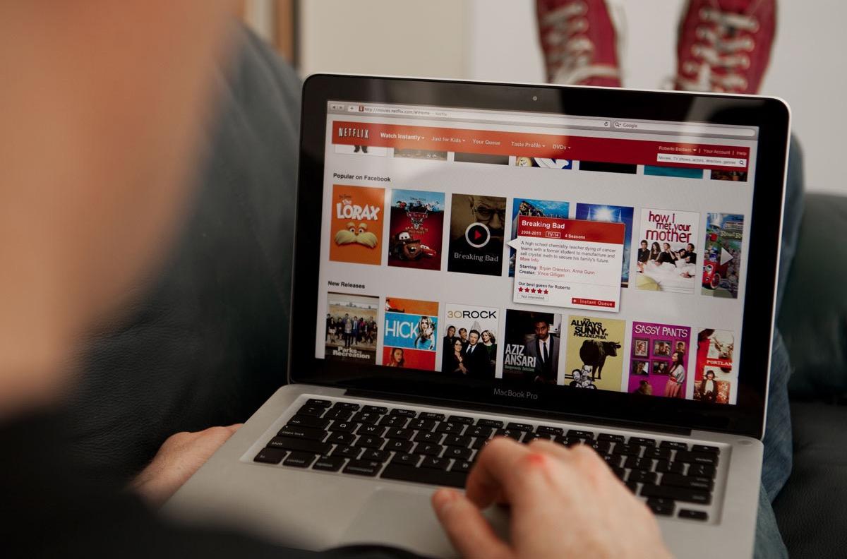 Aumento de preços em Portugal e no mundo — Netflix