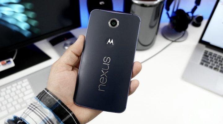 Nexus 6 Android 7.1.2