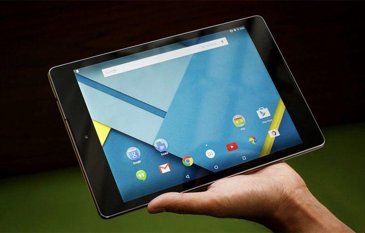 Nexus 9 Android 7.1.2