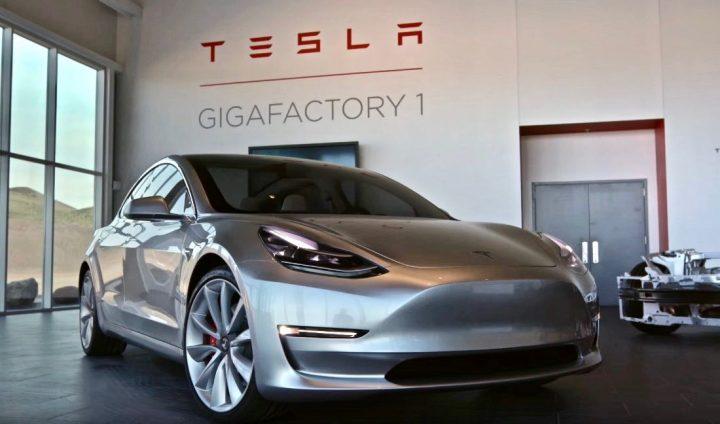 Tesla Gigafactory 1 no Nevada