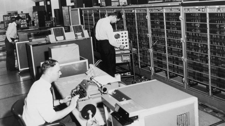 Software de 1958 ainda em utilização