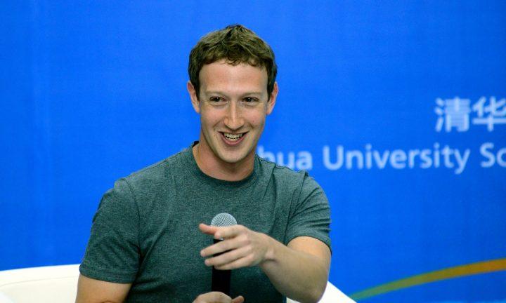 Ásia lidera a utilização do Facebook