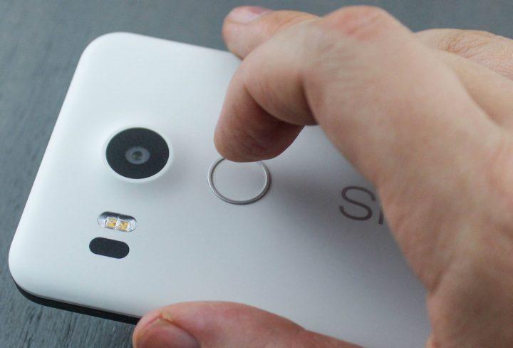 Nexus 5X Android 7.1.2