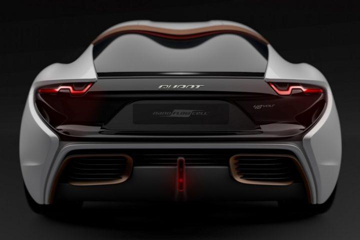 Quant 40Volt - Carro elétrico com autonomia de 1000 km
