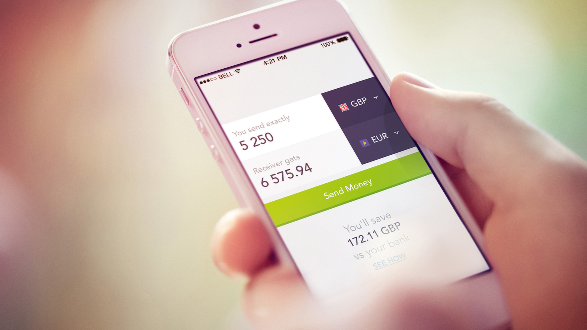 TransferWise – Já pode transferir dinheiro via chat do Facebook