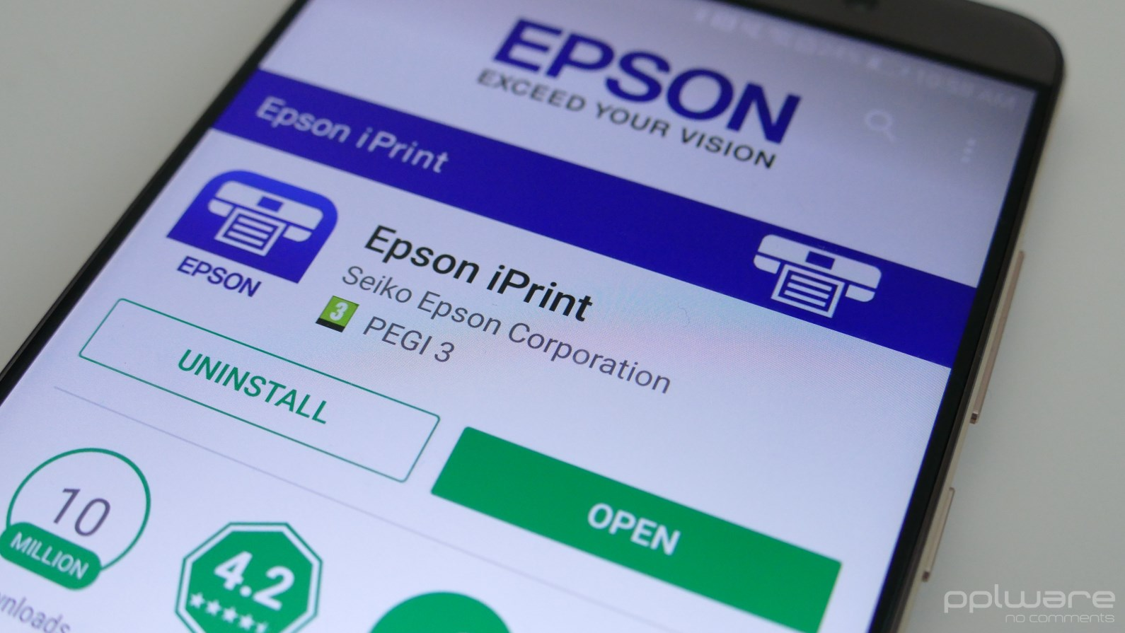 Análise: Multifunções Epson EcoTank ET-3600 - Pplware