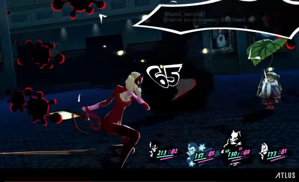 Atlus revela mais sobre a jogabilidade de Persona 5