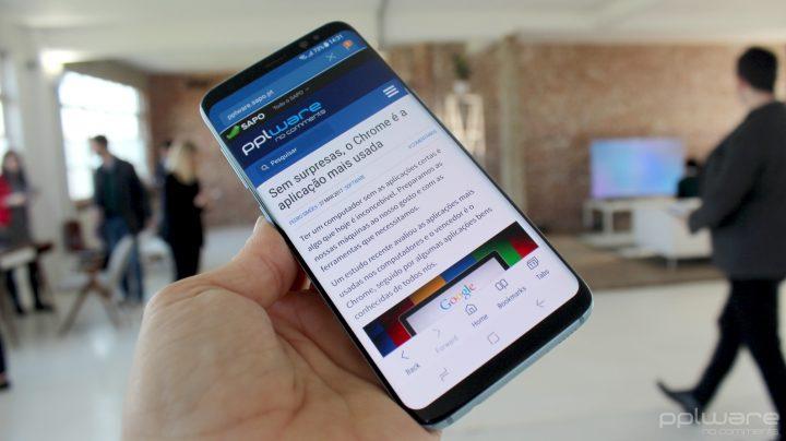 Samsung mensagens Android imagens