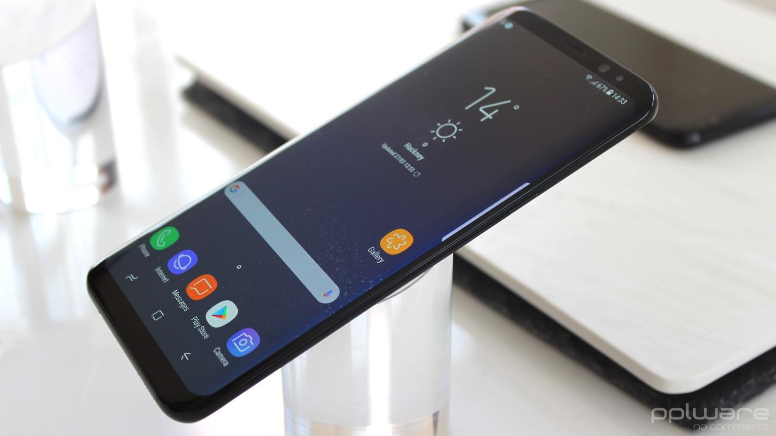 Samsung Android atualizações