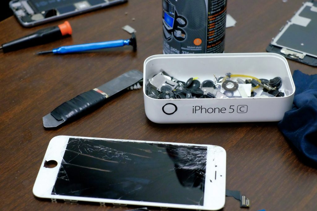 Apple reparar
