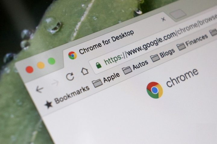 Chrome no macOS