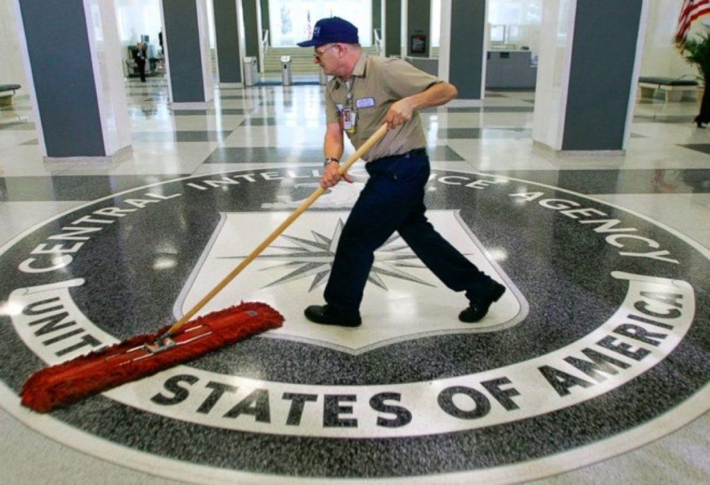 CIA Apple