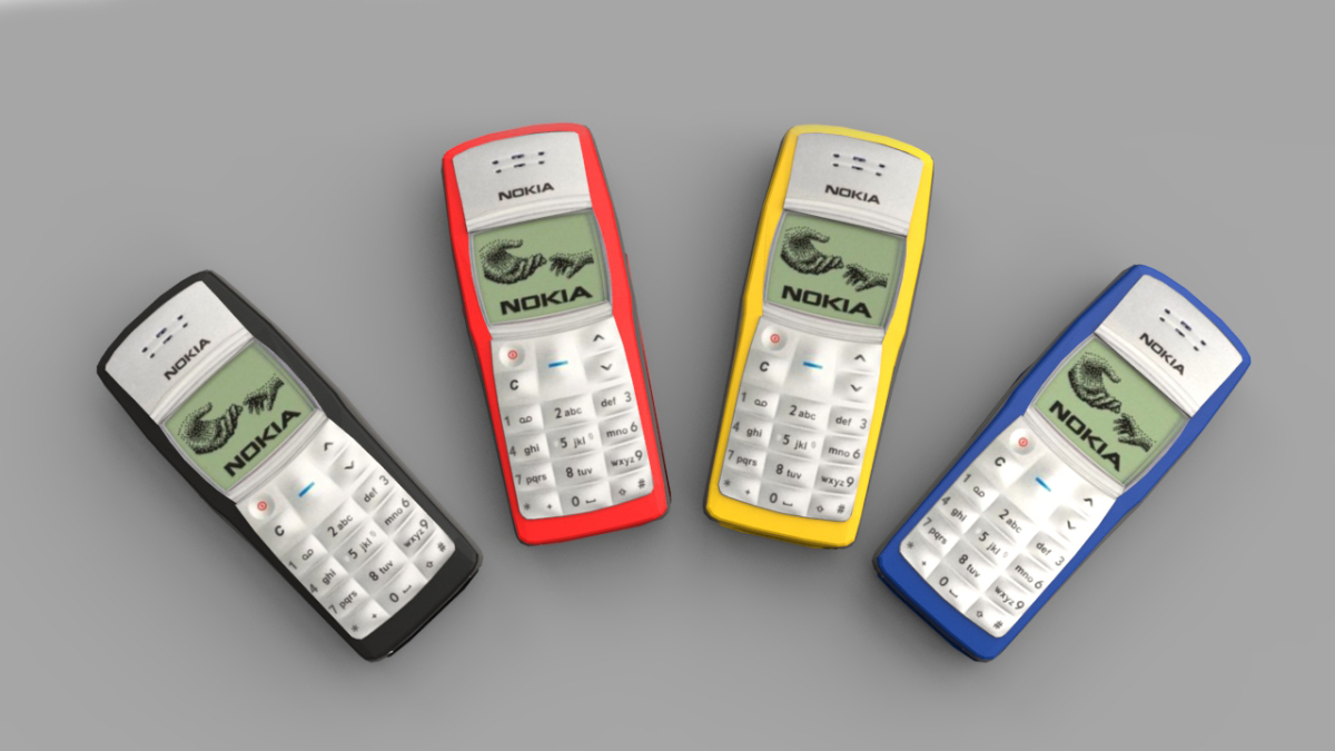 Os 20 telemóveis mais vendidos de sempre