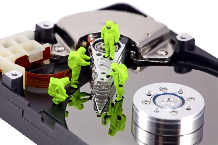 Imagem do EaseUs Data Recovery Wizard Free