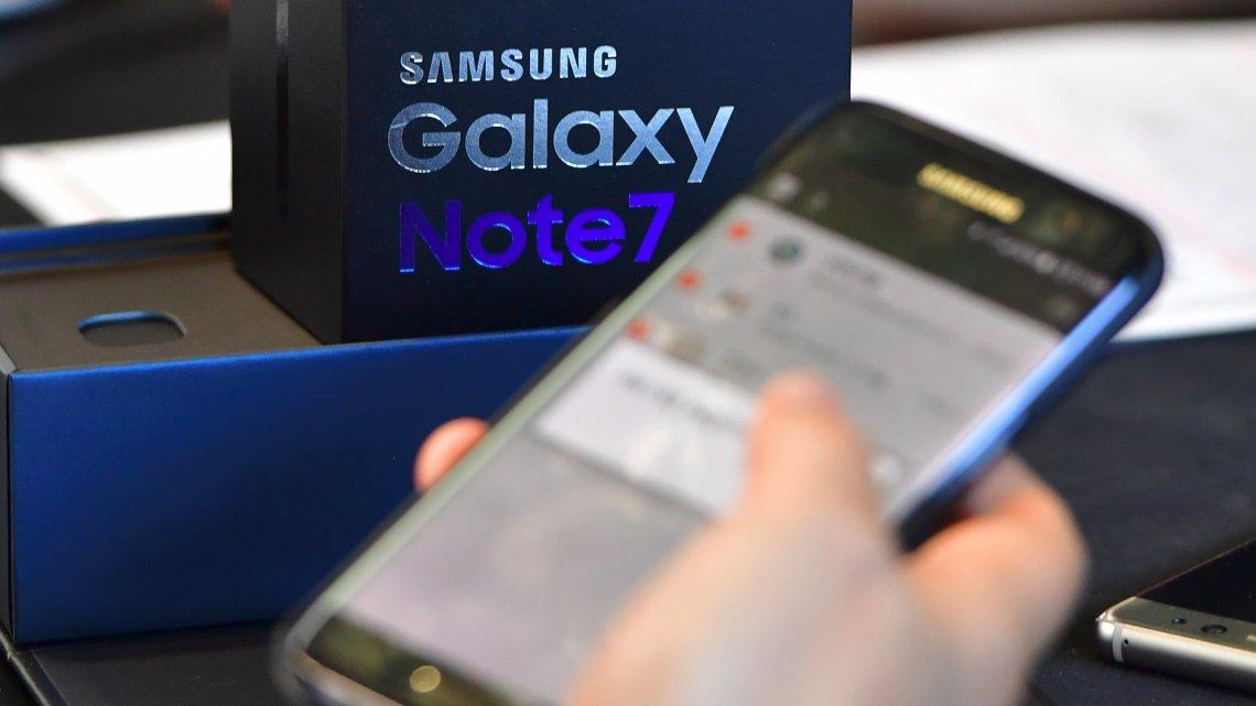 Samsung vai mesmo colocar os Galaxy Note 7 novamente no mercado — Oficial