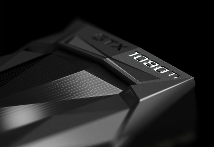Imagem da GTX 1080 Ti: A poderosa nova gráfica da Nvidia