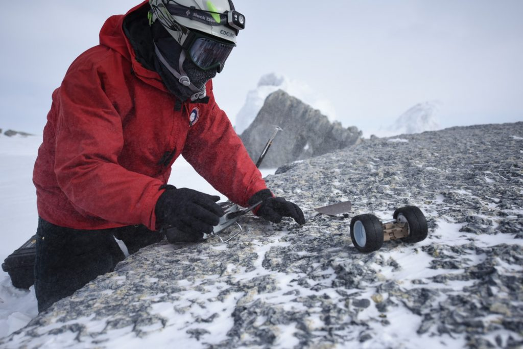 PUFFER a ser usado na Antárctida