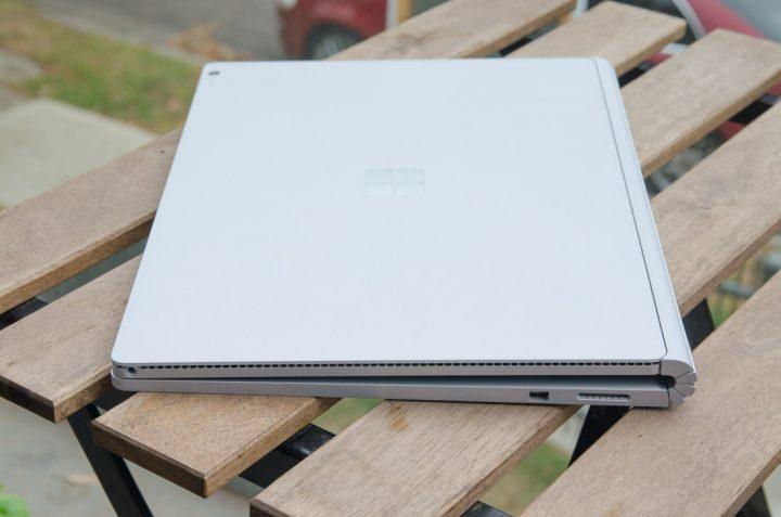 Imagens do Surface Book