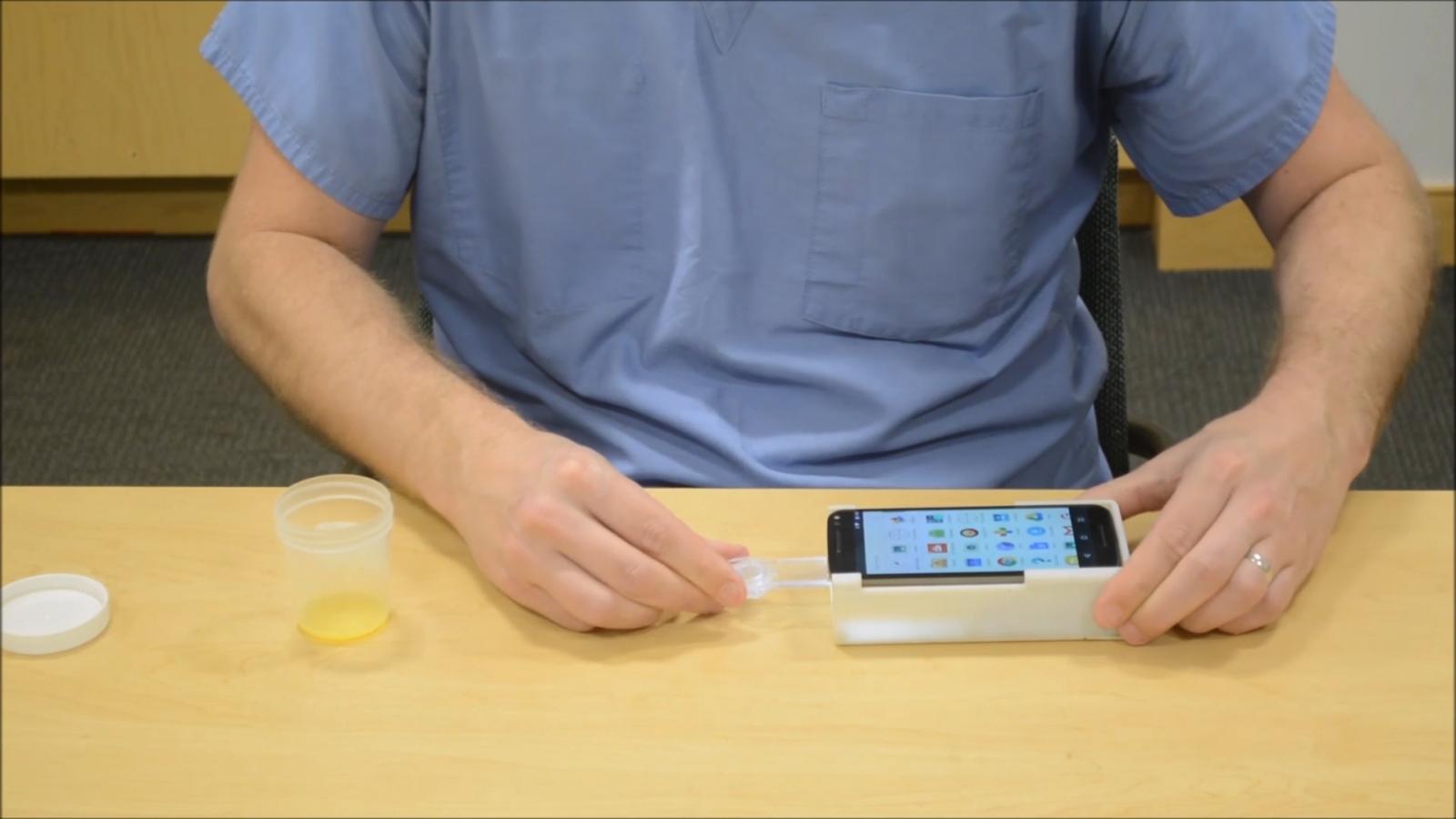 Smartphones vão poder avaliar qualidade do sémen