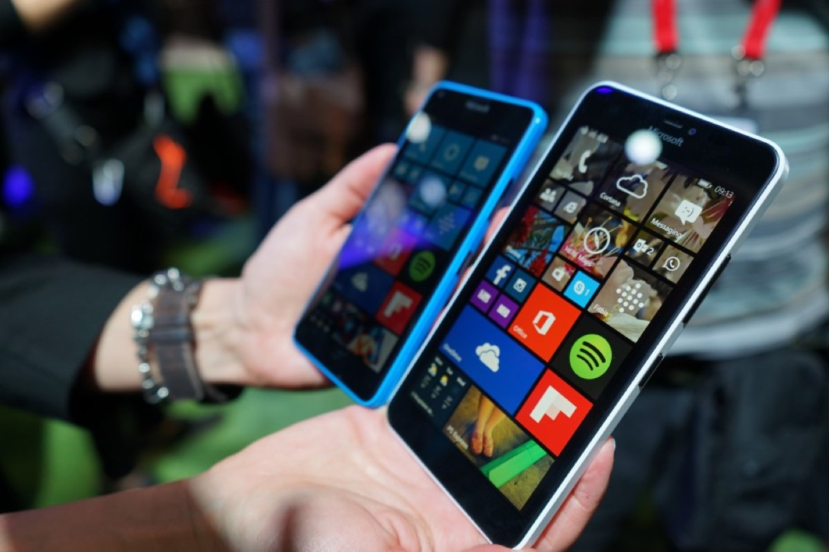 Microsoft mostrou que ainda está empenhada no Windows Mobile