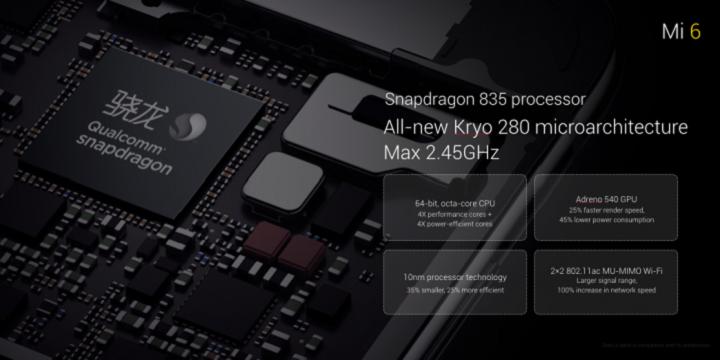 Xiaomi Mi 6 - 4